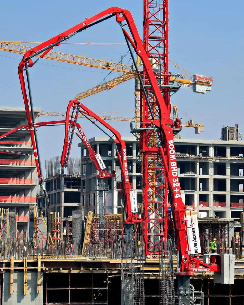 """МГК """"Вирамакс"""" выводит на строительный рынок Казахстана бетонораздаточные стрелы c рабочим диапазоном более 3 тыс квадратных метров"""