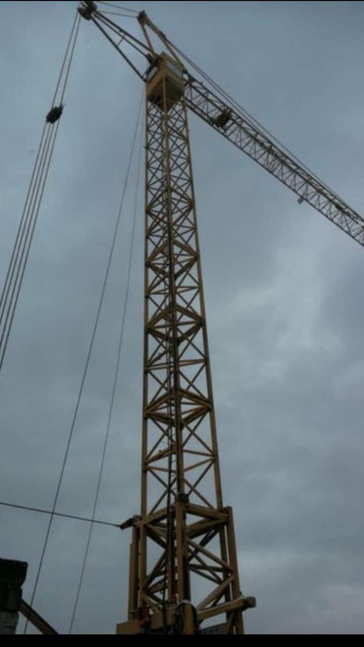 TOWER CRANE PR-VA Қытай