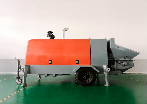 бетононасос LV-HBT-40/14 ES