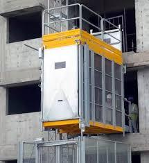 строительные подъёмники б/у Европа