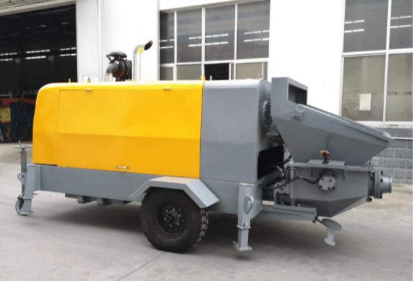 бетононасос LV-HBT-40/14 RS
