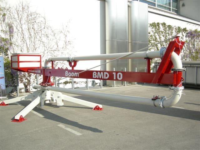 BMD 10 жылжымалы бетонның механикалық көрсеткіші