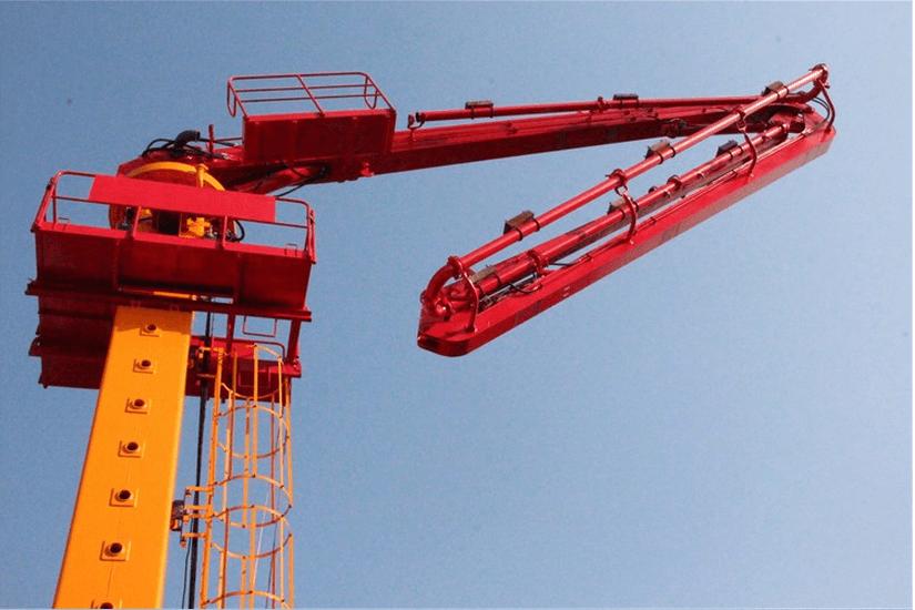 Гидравлическая мобильная бетонораздаточная стрела Sany HGY18 II