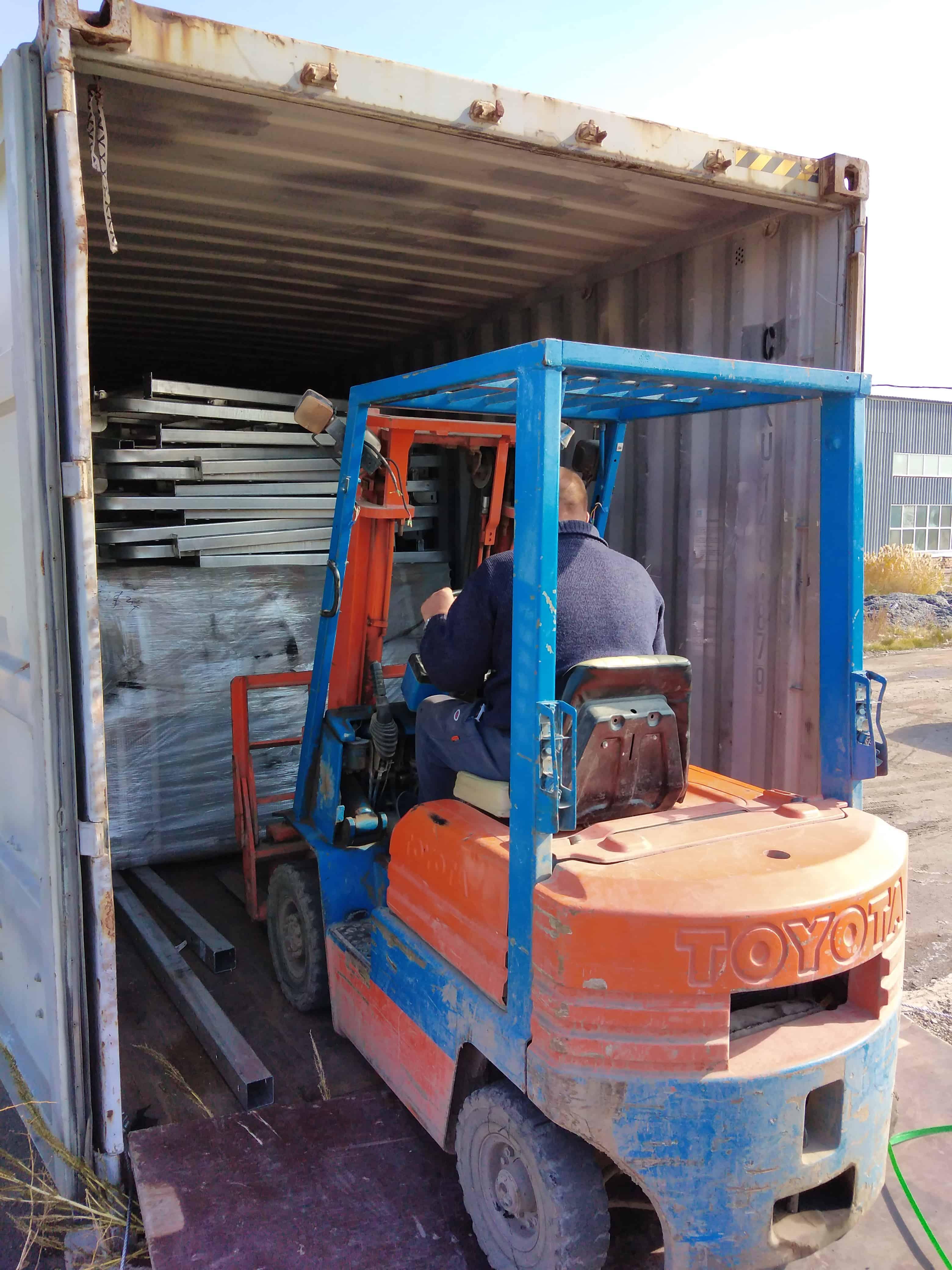 Сентябрьская поставка НОВЫХ строительных люлек zlp 630! Уже на складе!