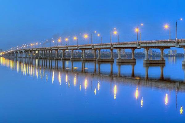 Быстро, дешево и безопасно обслуживать подвесной мост